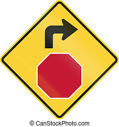 Stop ahead Illustrations and Stock Art. 1,419 Stop ahead ...