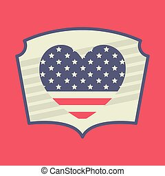united states of america icon