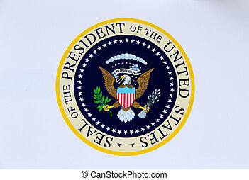 United States of America Presidential Seal - Presidential ...