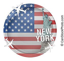 United States of America Round