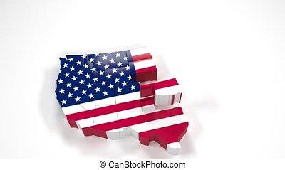 United States of America USA, State South Dakota. 26 -...
