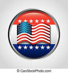 united states of american emblem