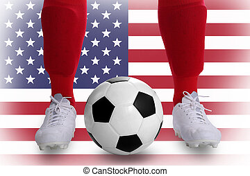 United States soccer player