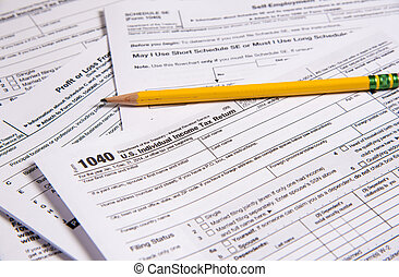United States Tax forms