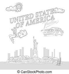 United States travel marketing