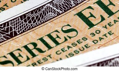 United States Treasury Savings Bond - Banking, investing and...