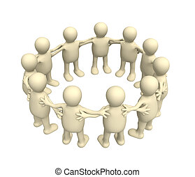Conceptual image - unity