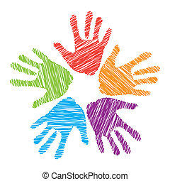 unity-sign - A sign of friendship, unity, support and...