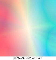 universal, abstrakt, rotes , blau, hintergrund, mit, glühen, effect.