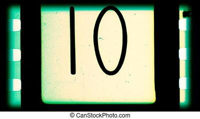 universal film leader countdown
