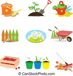 Universal icons. Vector illustration for you design