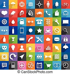 Universal Icons.