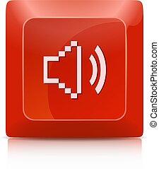Universal keyboard-like web/application button