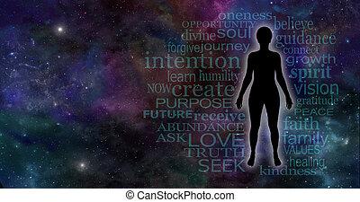 universal, meditación, mindfulness