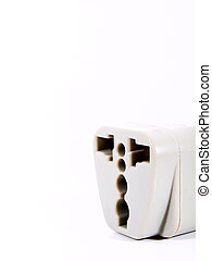 Universal Power Outlet Adapter