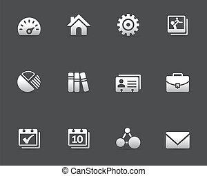 Universal Web Icons - A set of universal web icons.