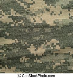 universale, camuffamento, modello, esercito, combattimento,...
