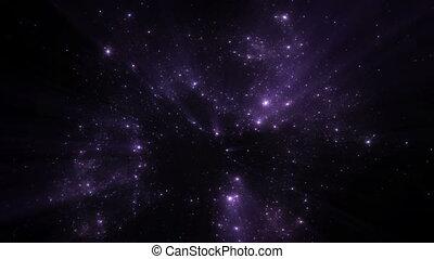 Universe, Burst Of Light