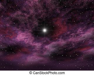 Universe - Image, illustration of the beautiful immense ...