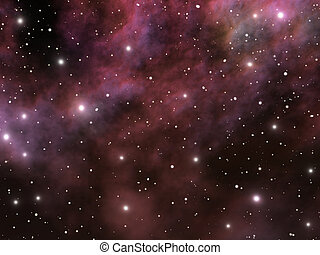 Universe - Image, illustration of the beautiful immense...