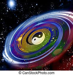 Universe of feng shui