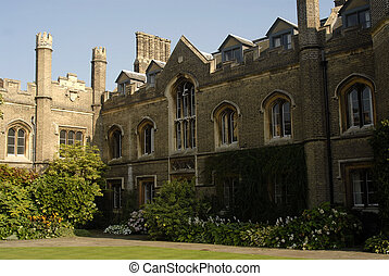 universidad, cambridge