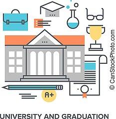 università, graduazione