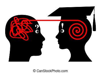 universität, mentoring