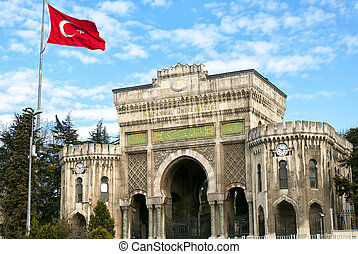 université, 01, istanbul