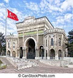 université, istanbul