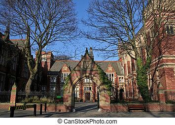 universiteit universiteitsterrein