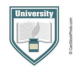 university emblem