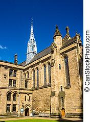 University of Glasgow Memorial Chapel - Scotland