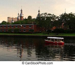 University of Tampa area