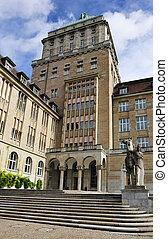 University of Zurich from Switzerland