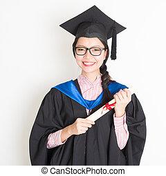 University student portrait