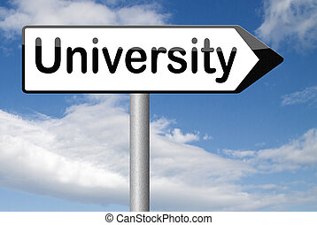 university - University education and graduation study...