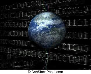 universum, 3d, digital