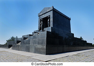 Avala monument - unknown soldier
