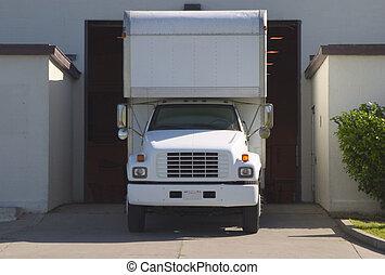 Unload Truck #2