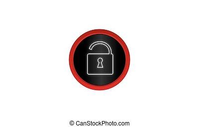 Unlock signal icon