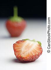 uno, fresas, halfs
