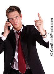 Unpleasant Call