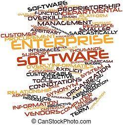unternehmen, software