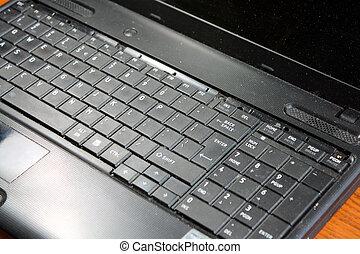 untwisting, laptop