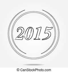 Unusual 2015 new year