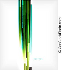 Unusual abstract background - thin straight lines, business...