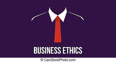 uomo, etica, concetto, causa affari