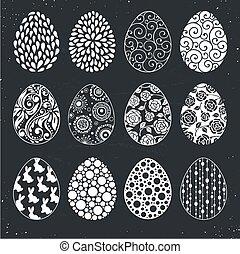 uova, pasqua, collezione