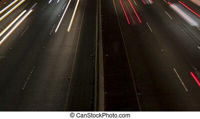 upływ czasu, do góry szczelnie, lekki, autostrada